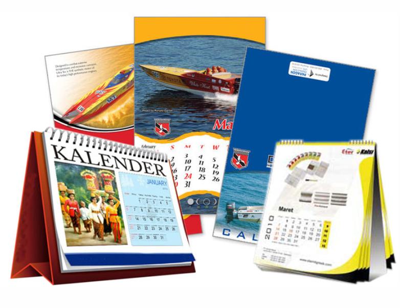 Cetak Kalender 2019, Percetakan Kalender Cikarang Timur Bekasi
