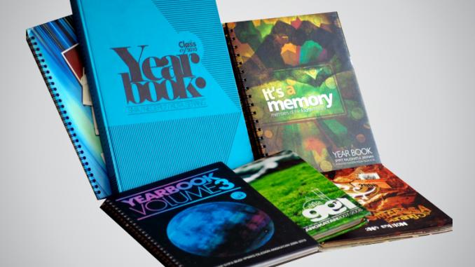 Cetak Buku Tahunan Sekolah