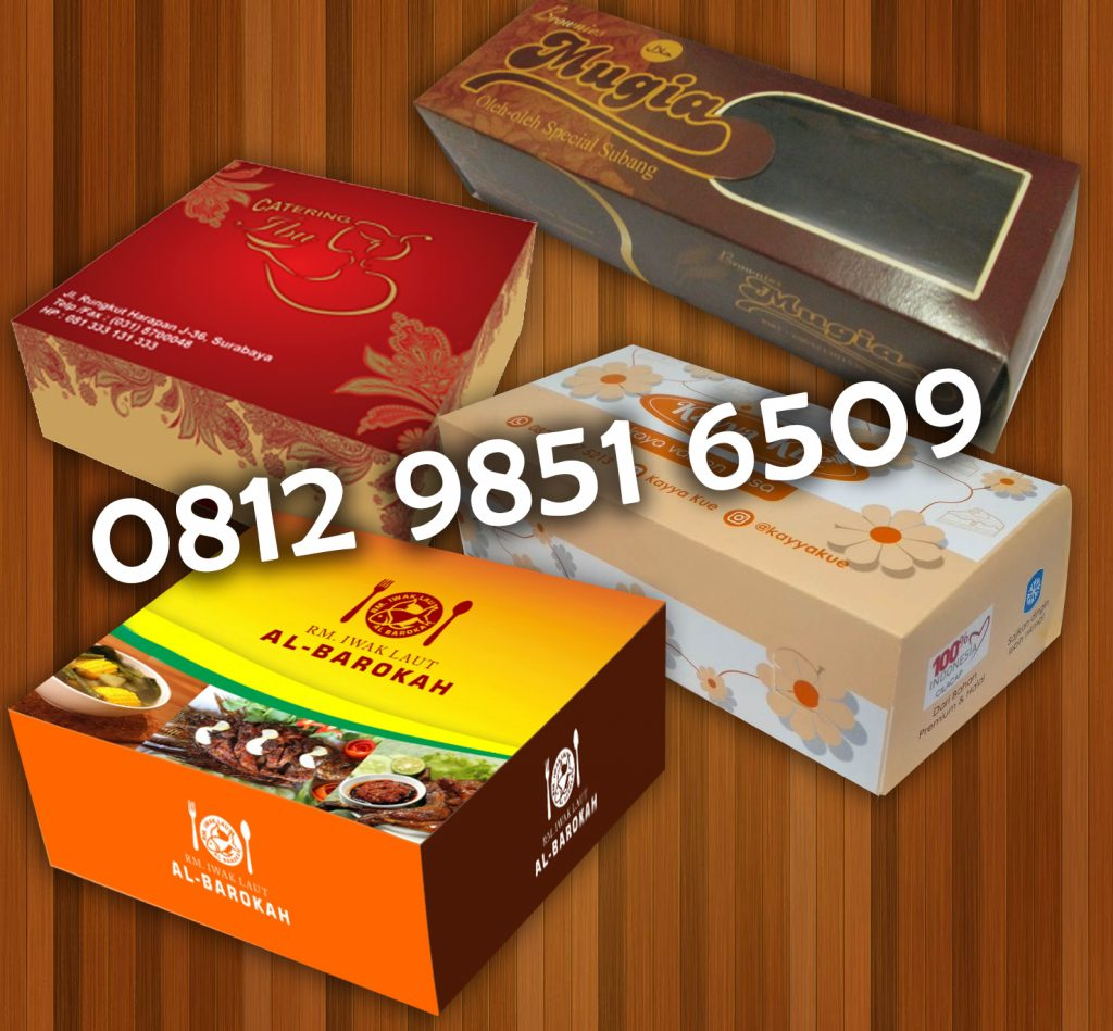 cetak kemasan makanan, Percetakan Packaging Bantar Gebang Bekasi